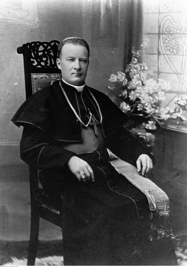 Rzymskokaltoliski arcybiskup Józef Bilczewski.