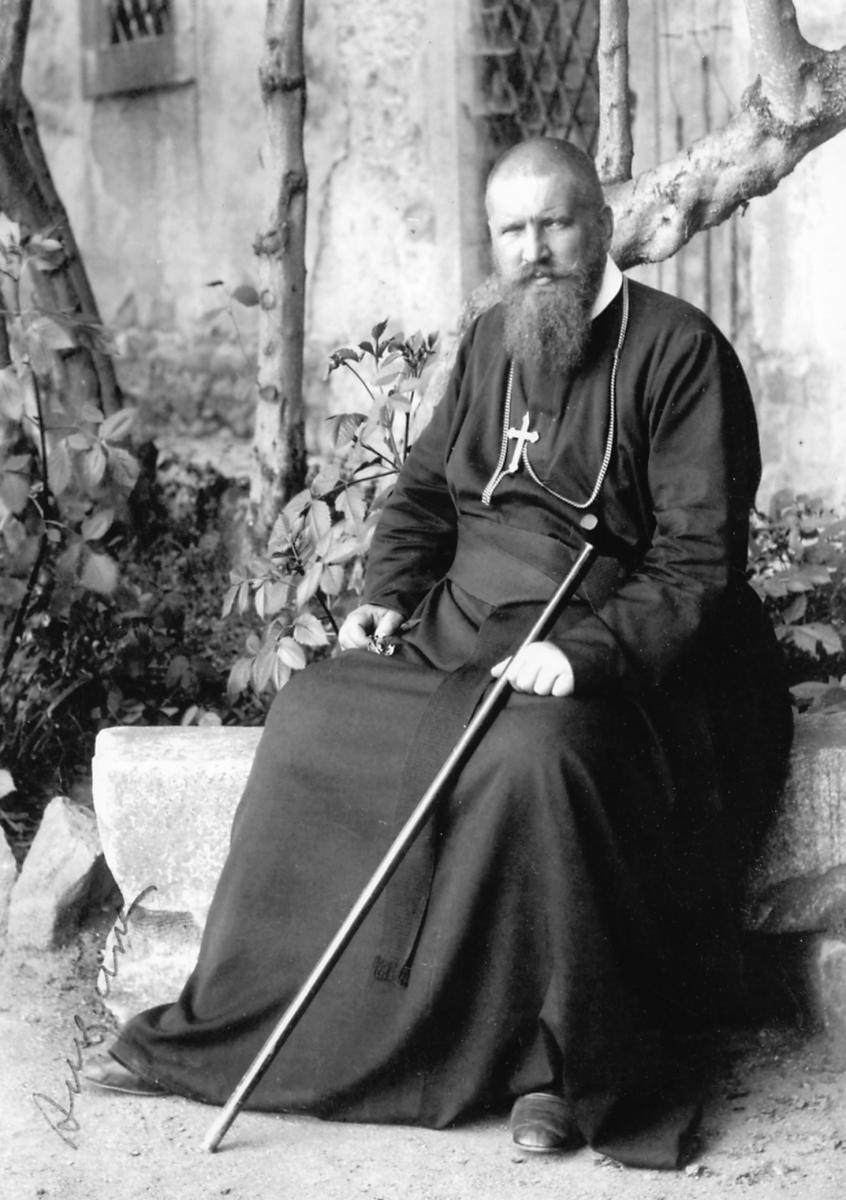 Metropolitan Andrey Sheptytskyi