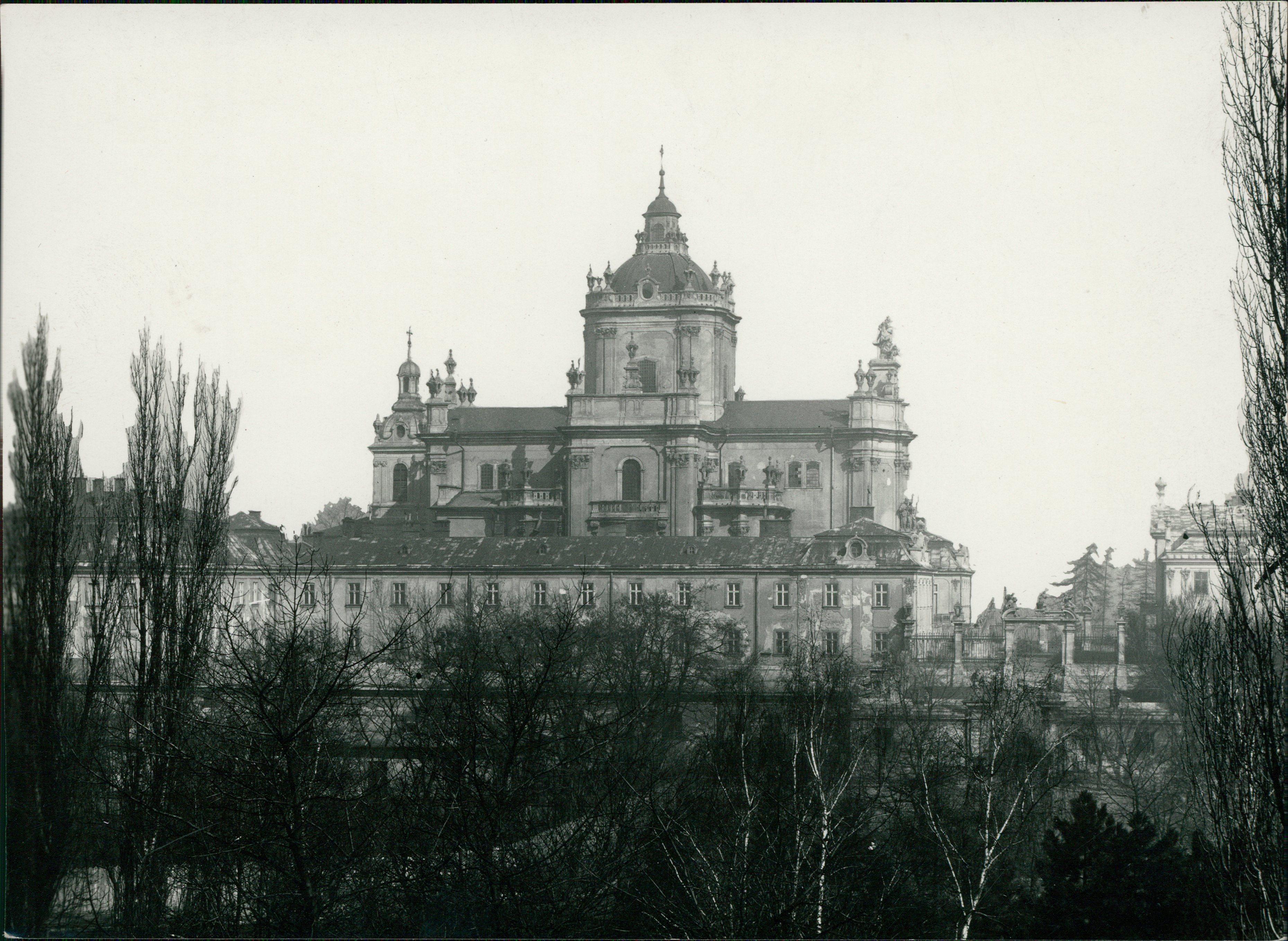 Grekokatolicka katedra św. Jura