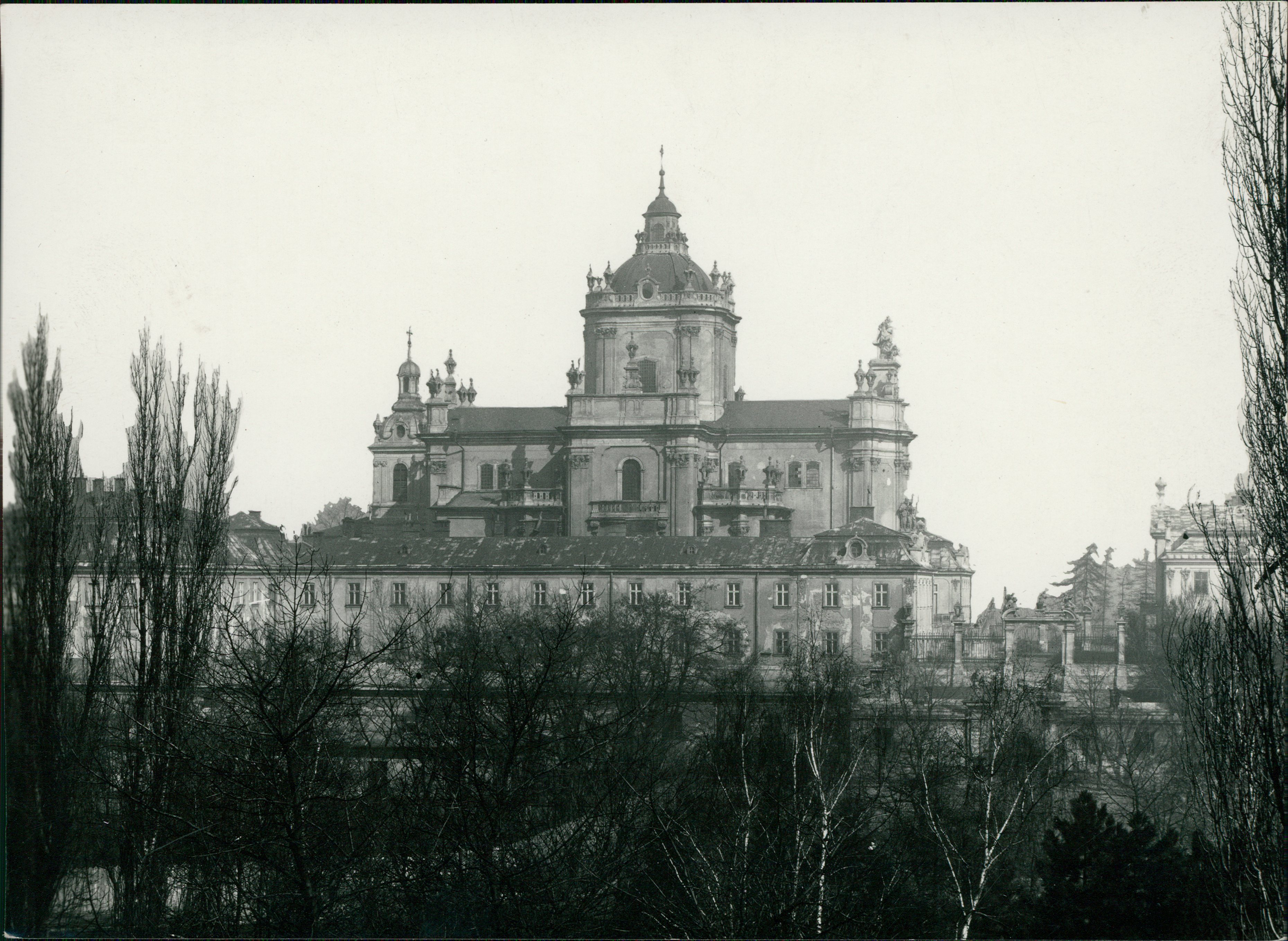 Греко-католицька катедра св. Юра