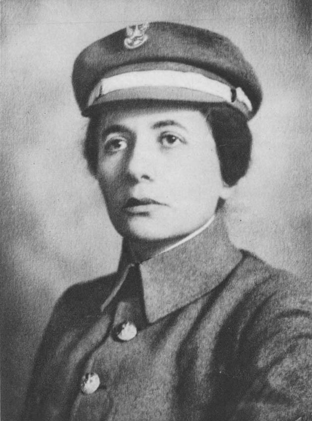 Aleksandra Zagórska. Source: Semper Fidelis, 1930