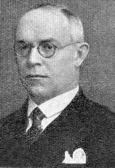 Степан Баран. Джерело: Sejm i Senat 1935-1940 : IV kadencja, 1936, 222