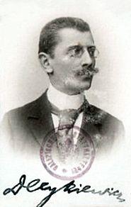 Galician Vice Governor Volodymyr Detsykevych (Wołodymyr Decykiewicz)