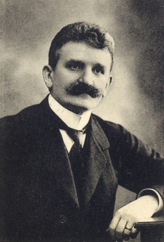 Євген Петрушевич, голова Української Національної Ради
